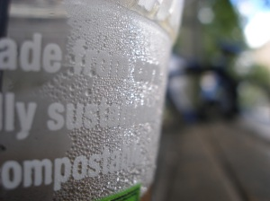 Corn Plastic Cup
