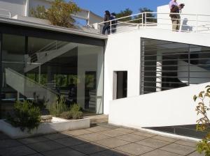 Villa Savoye Roof