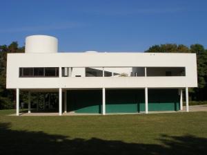 Villa Savoye Side